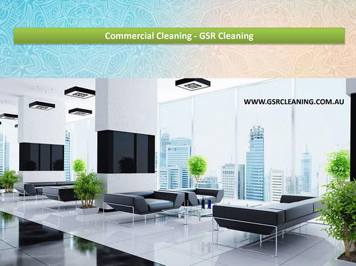 Commercial Cleaning - GSR Cleaning