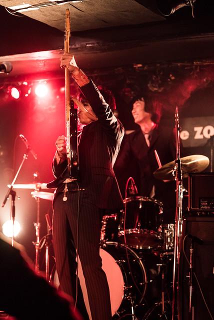 Dannie B. Good live at Zher the Zoo, Tokyo, 26 Dec 2017 -00432