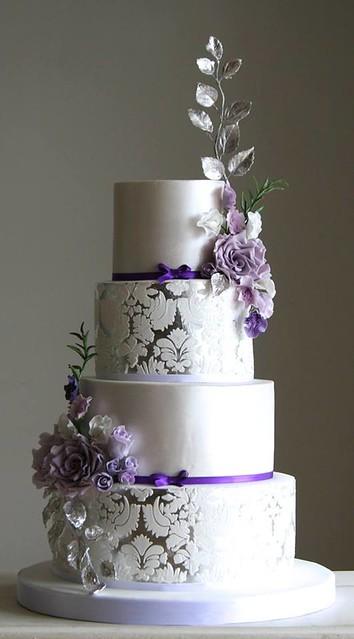 Cake by Flutterby Bakery