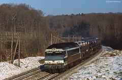 SNCF CC72047 Grattery