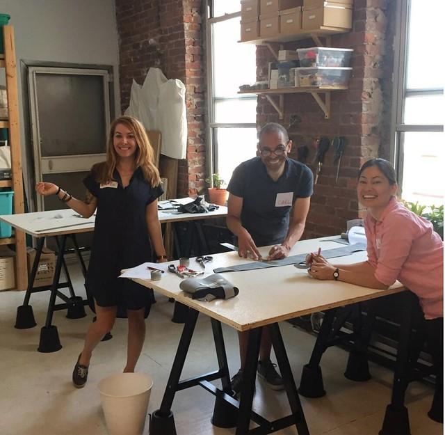 Jeans Making at Workroom Social
