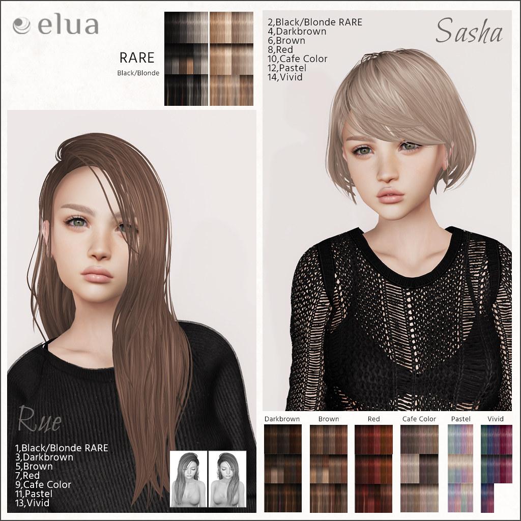 elua_Rue/Sasha Gacha @PocketGacha - TeleportHub.com Live!