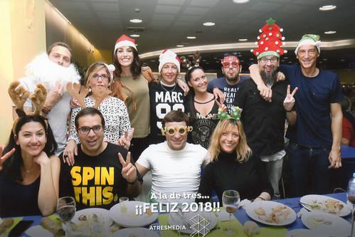 Comida Navidad 2017