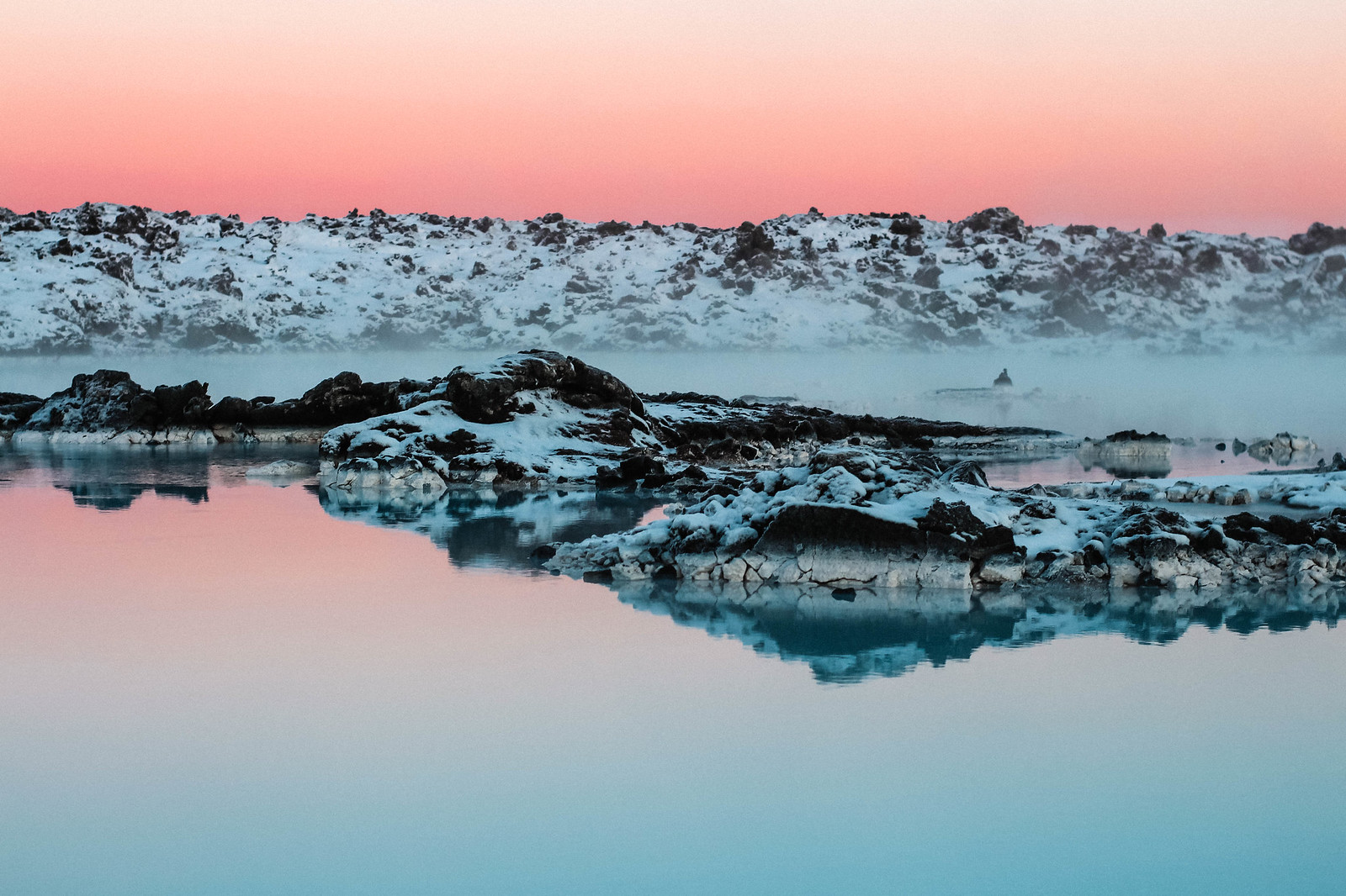 Blue Lagoon Iceland Grindavík Geothermal Spa travel blogger UK The Little Things