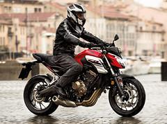 Honda CB 650 F 2018 - 6