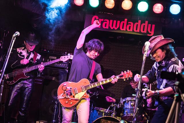 鈴木Johnny隆バンド live at Crawdaddy Club, Tokyo, 30 Dec 2017 -00301