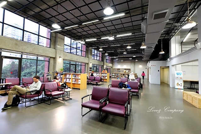 【台北親子免費景點】新北市立圖書館江子翠分館兒童室24
