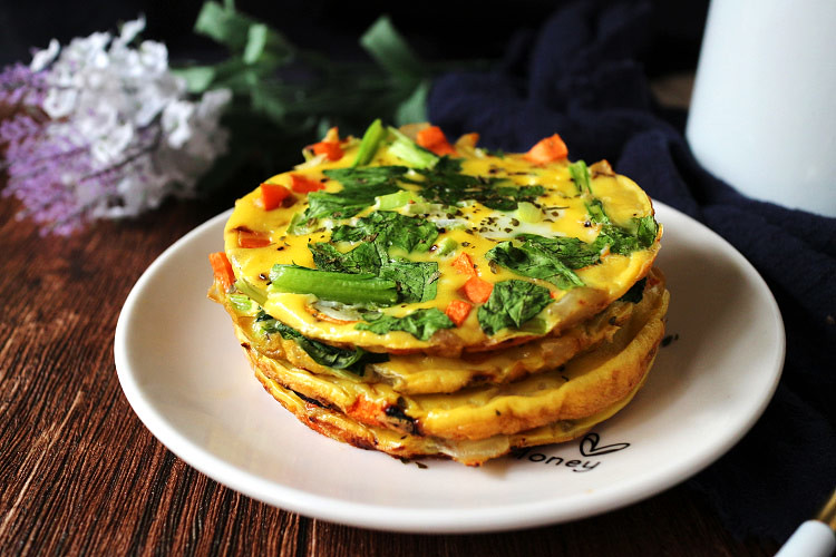簡易免烤蔬食烘蛋 easy-no-bake-veggie-frittata_neoflam-steam-plus-pan (17)