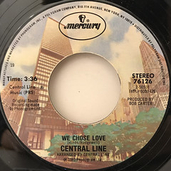 CENTARL LINE:WALKING INTO SUNSHINE(LABEL SIDE-B)