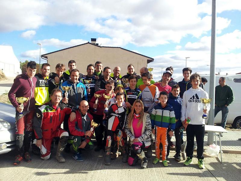 Trial de Cárcar 2017,Campeonato Riojano Navarro