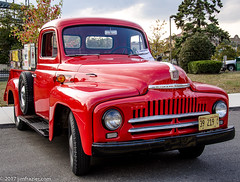 Red Pick Up