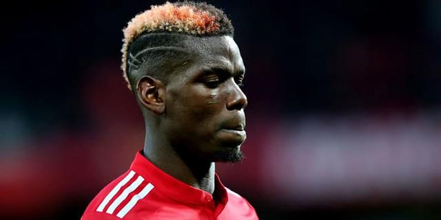 Paul Pogba Kecewa Harus Absen Di Derby Manchester