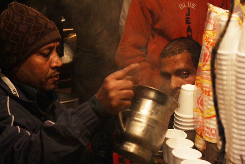 City Food - Butter Coffee-, Chitli Qabar Chowk