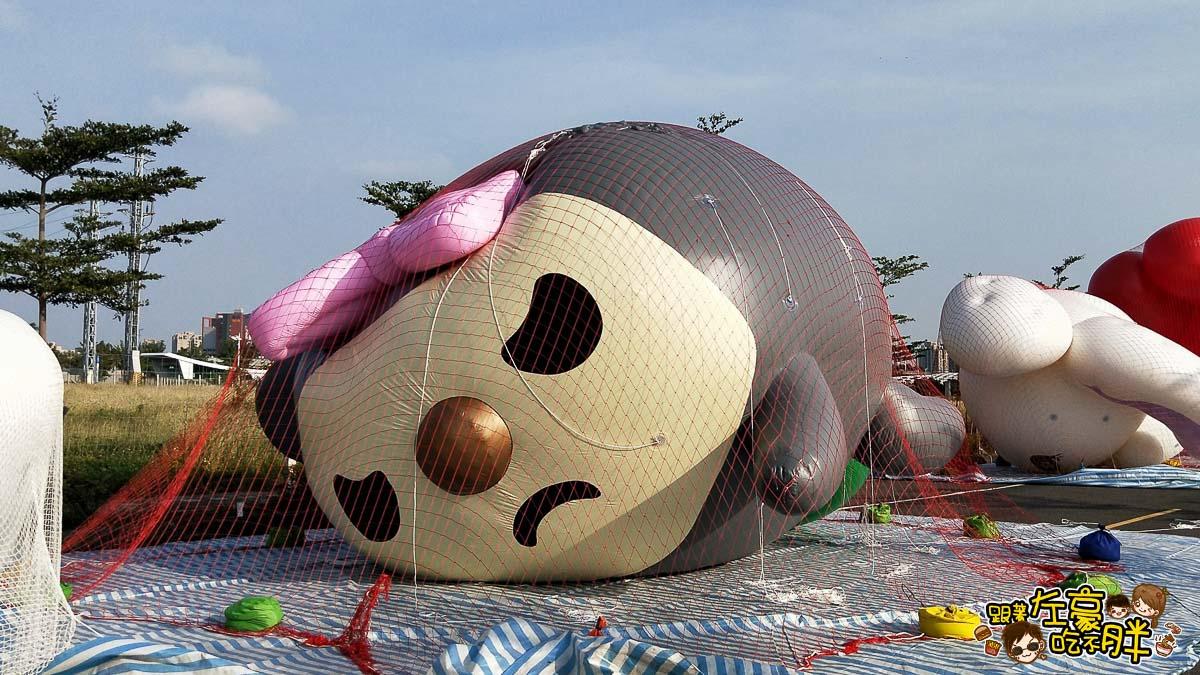 高雄夢時代OPEN大氣球遊行-14