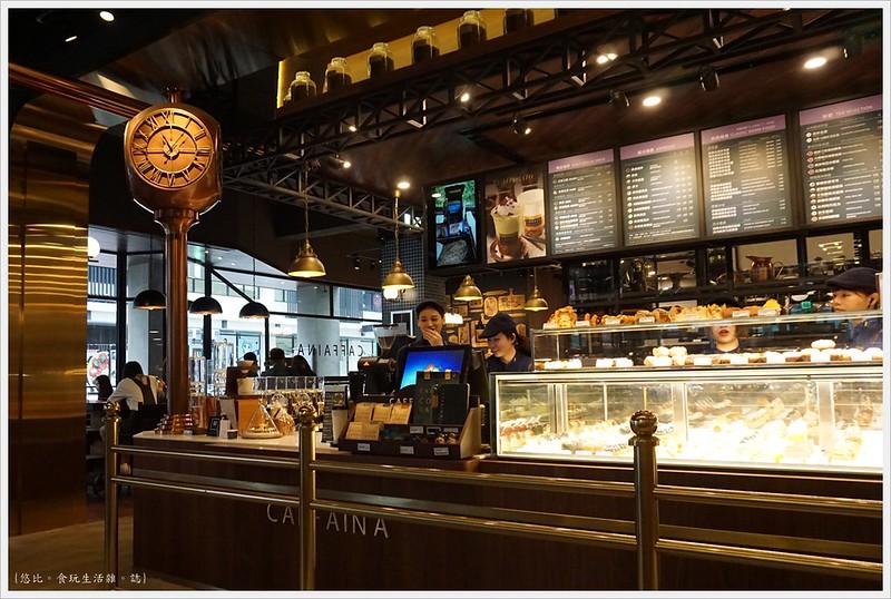 卡啡那CAFFAINA 大墩店-13-櫃台