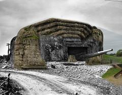 Crisbecq Battery 1944/2017
