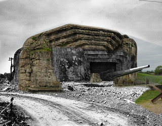 Crisbecq Battery 1944/2017