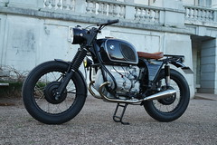 Bmw r75/5 Resto Mod by Kevils Speed Shop
