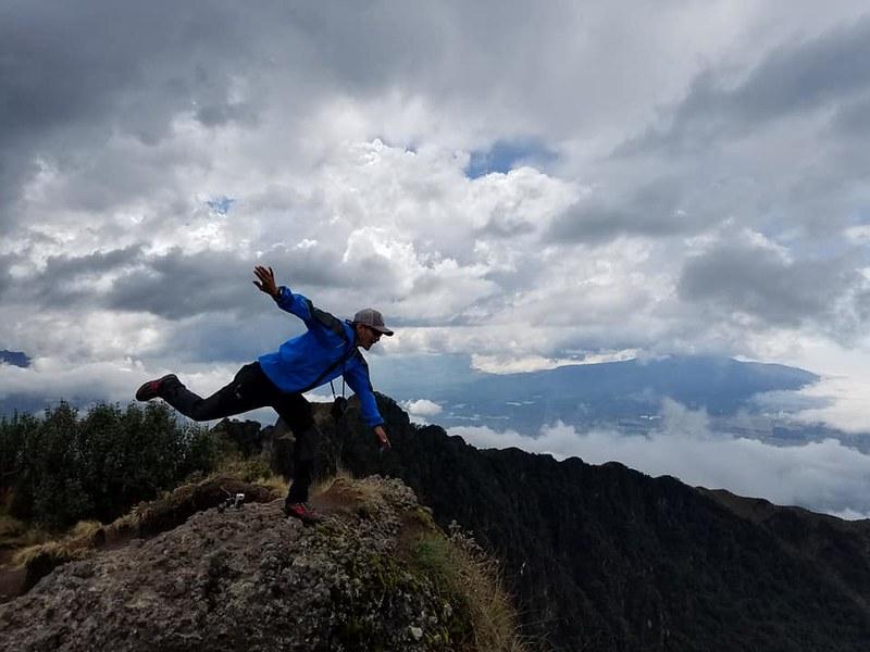 Pasochoa • Summit