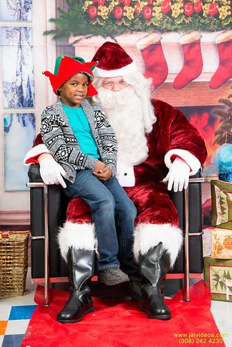 Santa at Teecs-35