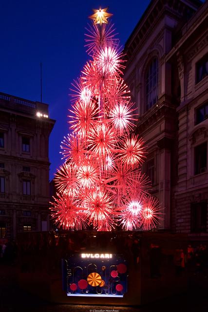 IMGP7640 BVLGARI Christmas Tree