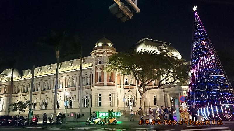 聖誕節07台南台灣文學館