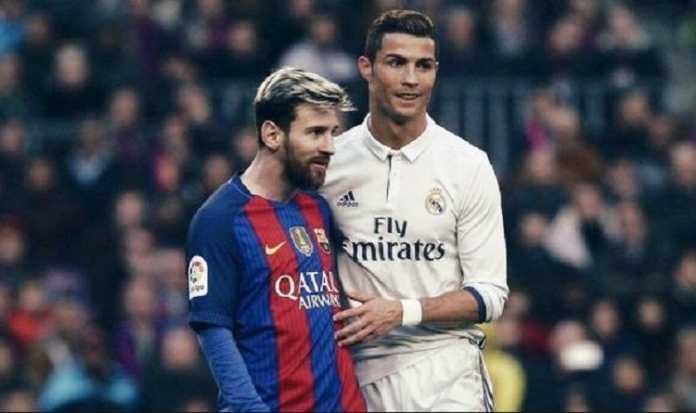 Mantap! Ada Kamera Khusus Untuk Mengikuti Setiap Gerakan Lionel Messi dan Cristiano Ronaldo