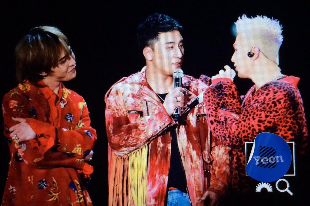BIGBANG via yyyyyeonnnnn - 2017-12-31 (details see below)