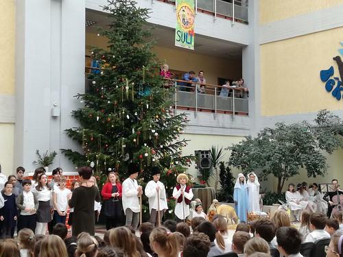 2017-12-22 Karácsonyi ünnepség
