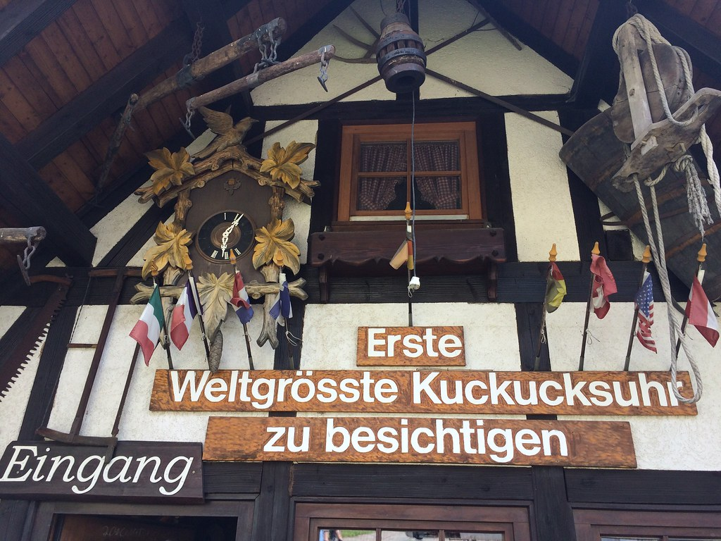 2017 Vereinsausflug Schonach/D 22.07.17