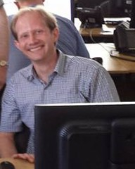 Photo of Dr Simon Marsden