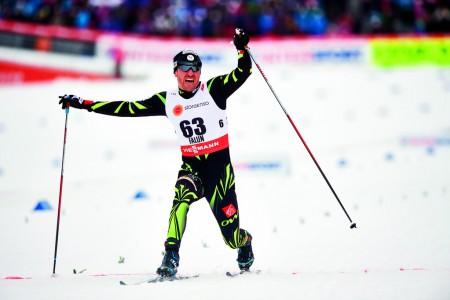 V Davosu dominoval překvapivě Francouz Manificat, Nováková na skvělém 13. místě
