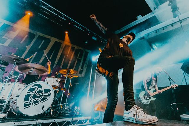 The Amity Affliction - Kerrang Tour - Cardiff Uni Y Plas - 12.12.17