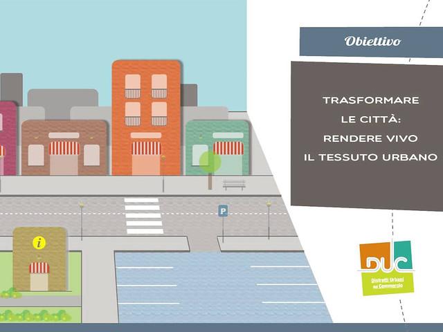 duc distretto urbano del commercio