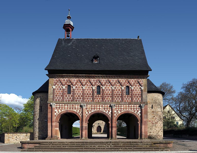 The Königshalle or Kingshall of Lorsch Abbey
