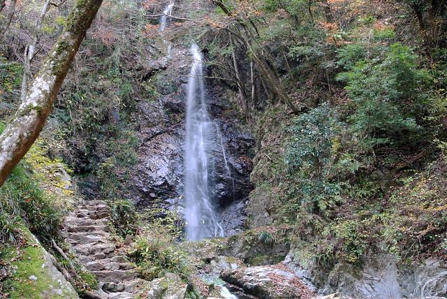 払沢の滝, Nikon 1 V1, 1 NIKKOR VR 10-30mm f/3.5-5.6