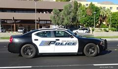 Irvine Valley College Police - Irvine CA - Dodge Charger (4)
