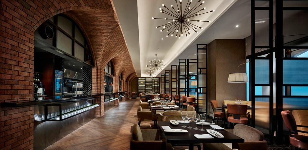 Brasserie-interior