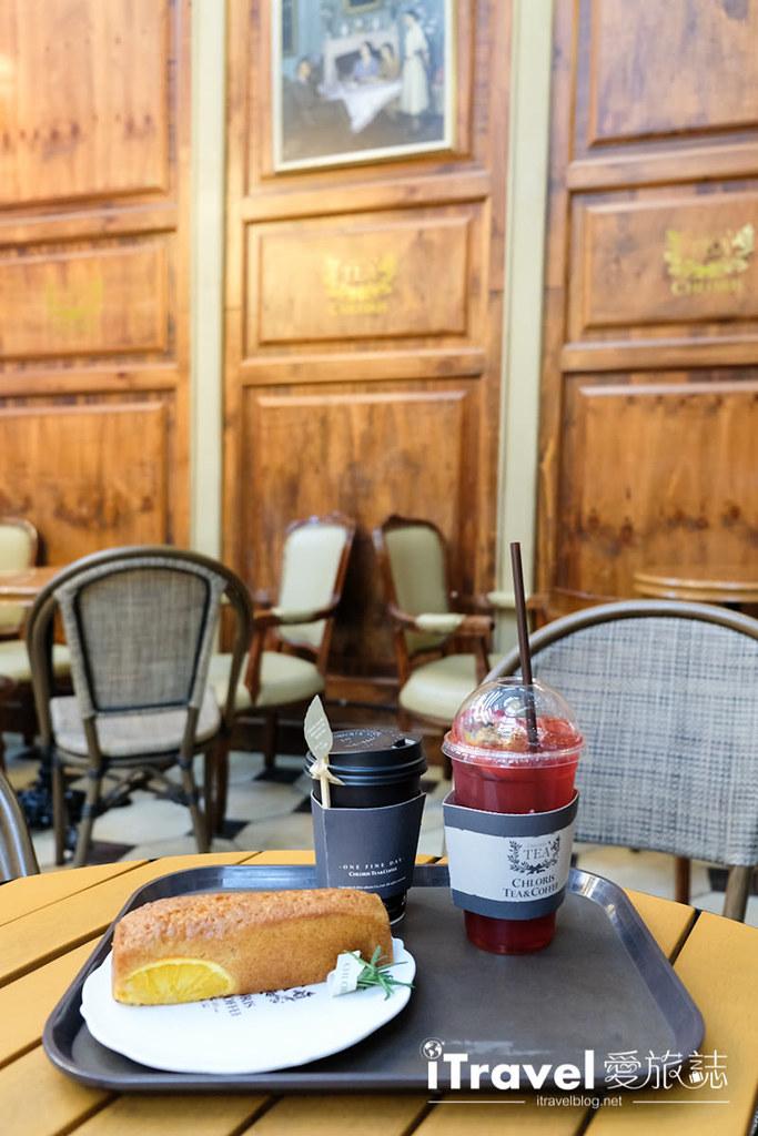 首尔美食餐厅 Chloris Tea & Coffee (25)