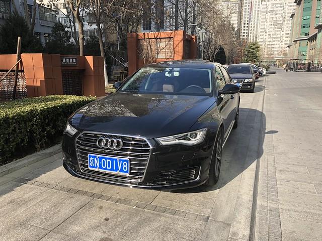 2017 FAW Audi A6 L