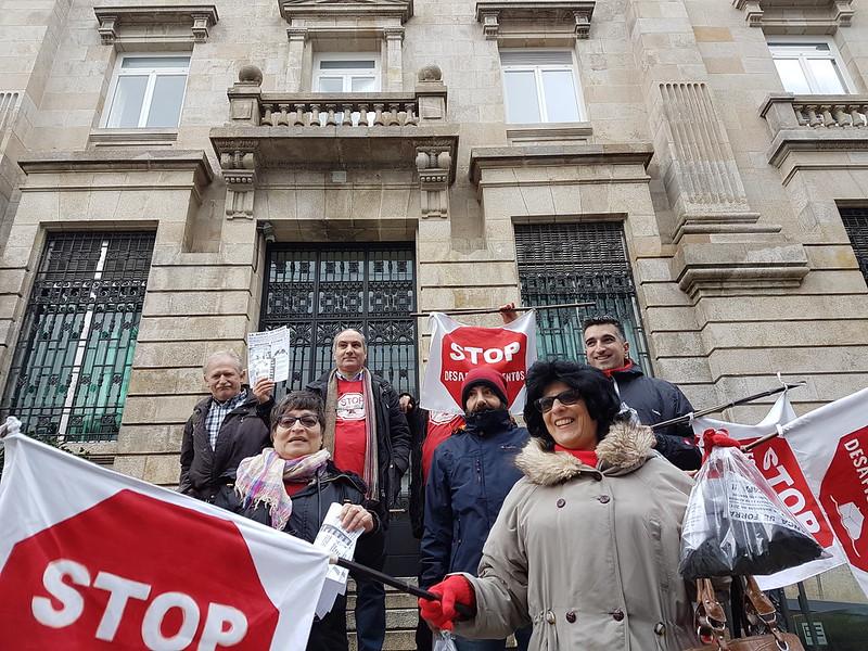 Ante el Banco de España
