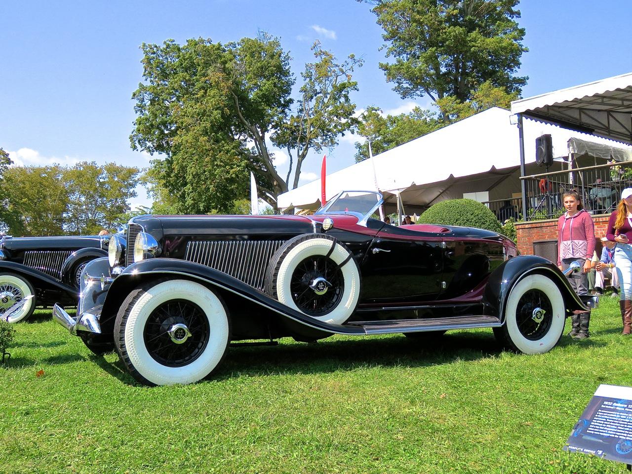 Auburn 12-165 Salon Speedster 5