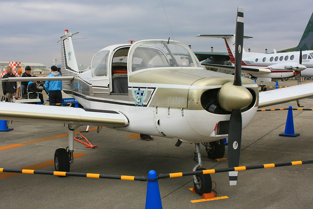 NPO法人スカイシャフト 富士重工エアロスバル FA-200-180 JA3698 IMG_0889_2