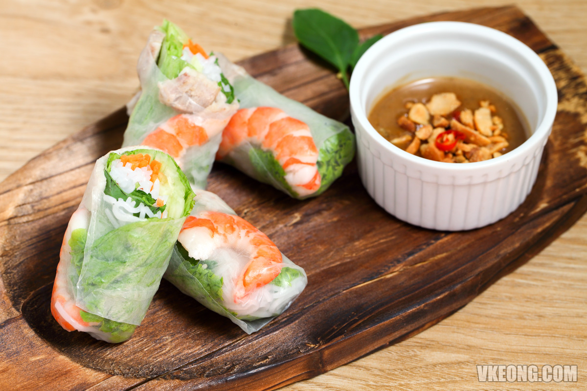 Pho-King-Vietnamese-Spring-Rolls