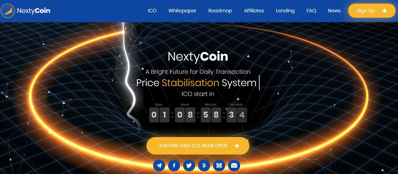 Nextycoin là gì ? Giới hiệu cơ hội x300 lần với dự án Nextycoin