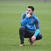 Arsenal Training Session by Stuart MacFarlane
