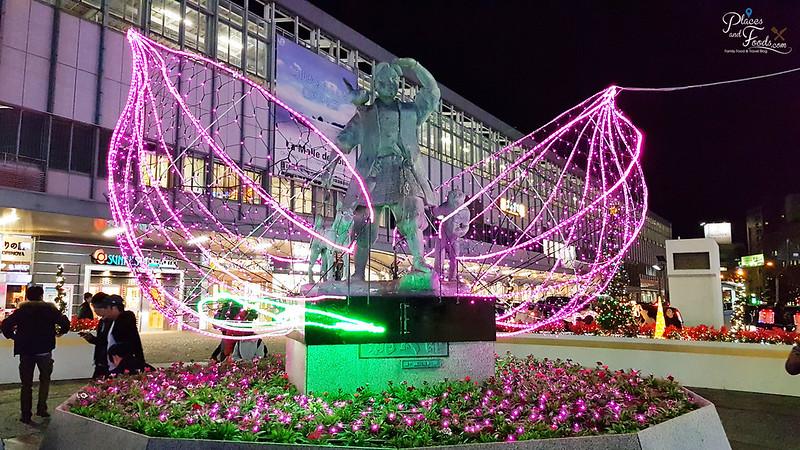 Okayama Christmas lights