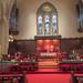 2017-357 Church Altar at Christmas