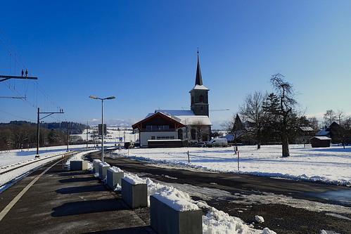 Palézieux-village