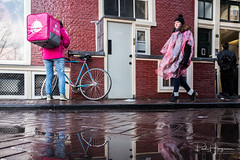 Covered in pink @ Amsterdam